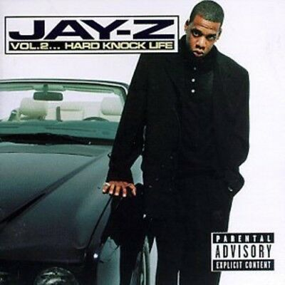 Vol. 2-Hard Knock Life - Jay Z  Explicit  (Vinyl Used Like New) Explicit Version