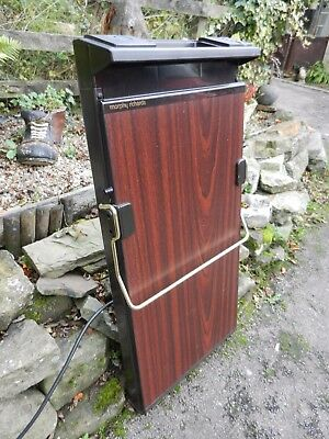 Morphy Richards Club Edition Wall Mounted Electric Trouser Press -Good Condition