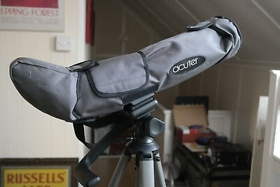 Acuter ST20 -  60 x 80A Spotting Scope with Protective Case