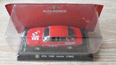Alfa Romeo Sport Collection GTA 1300 Junior 1968  1:43