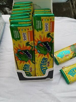 Nickelodeon Rugrats REPTAR BARS lot 3