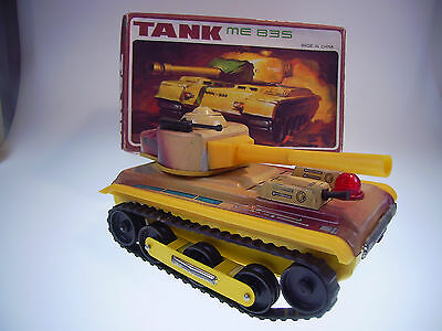 "GSCHINA ""DESERT TANK  ME 835 CHINA, 21cm, LIKE NEU/NEW/NEUF.  GOOD BOX !!"