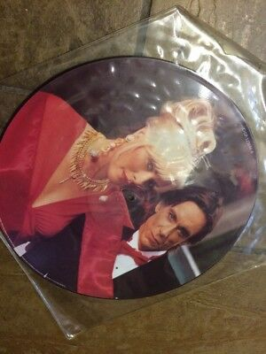 Deborah Harry Iggy Pop 12 Inch Vinyl Picture Disc Well Did You Evah
