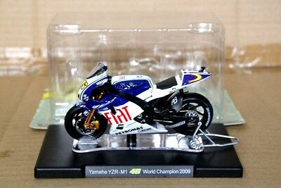 1:18 Yamaha YZR-M1 46 World champion 2009 Models Toys Hobbies Cars Collection