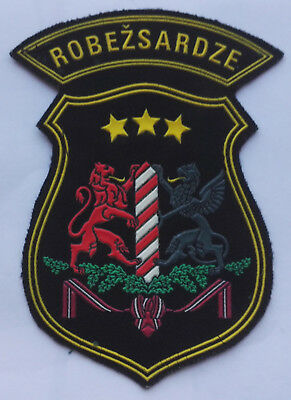 Latvian State Border Guard Service Arm Patch Sleeve Tab Latvia