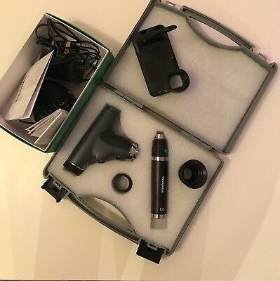 Welch Allyn 3.5v PanOptic Ophthalmoscope & Li-Ion Handle Set # 11820