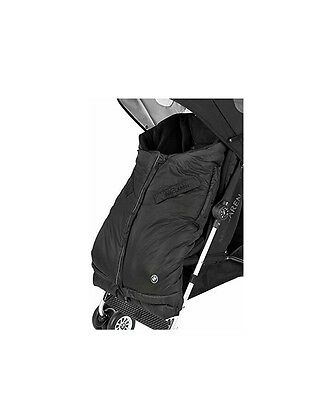 Maclaren expandable BMW footmuff black New Rrp. £99