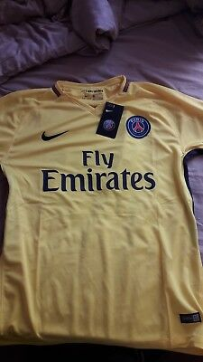 MBAPPE football shirts PSG away top 17/18