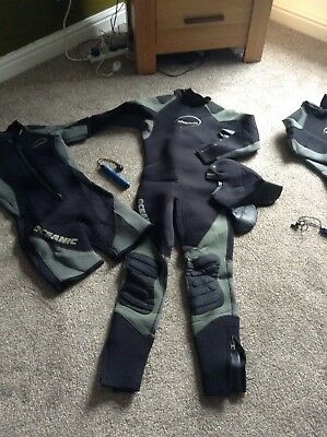 Oceanic Shadow Titanium Ladies Wetsuits