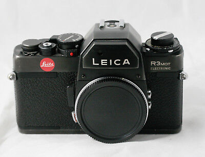 Leica R3 MOT with Leather case