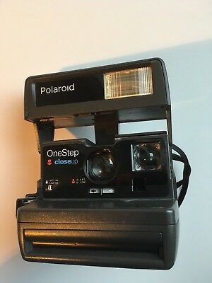 Polaroid One Step Close Up Instant Camera Tested