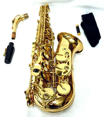 Prelude Student Model As711 Alto Saxophone By Conn-Selmer With Case