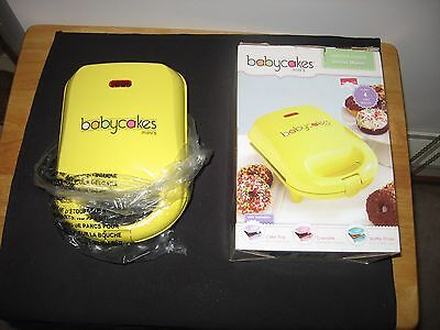 Babycakes Mini Donut Maker