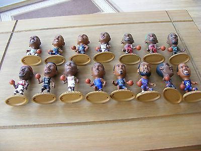 Corinthian Headliners Us Sports Basketball 15 Loose Figures 1996