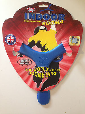 Wicked-Vision-Outdoor-Booma-Summer-Garden-Childrens-Boomerang-Frisbee Toy
