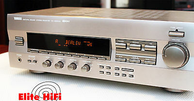 1998 Vintage Receiver Yamaha RX-496 RDS