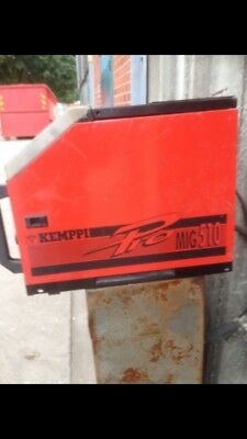 Kemppi  510 Mig Welder Used In Good Condition