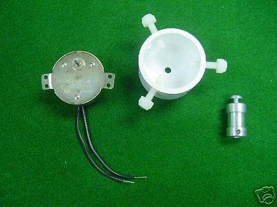 20-24 RPM ROD DRYER MOTOR,   with Rod Chuck