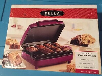 Bella Brownie Maker
