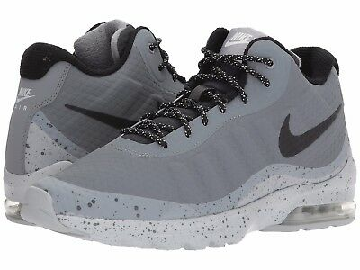 4890a450a2 MEN'S NIKE AIR Max Invigor Mid Cool Grey/Black-Wolf Grey Boot 858654 ...