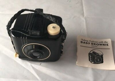 Kodak Baby Brownie Special Very Clean! With instructions
