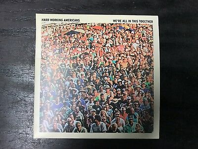 Hard Working Americans Cd We're All In This Together 2017 Used