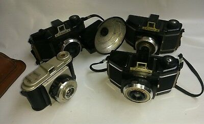 Coronet camera x 4 including flash