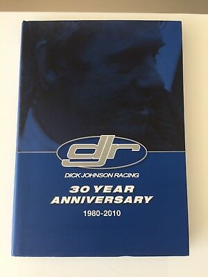 DJR 30 Year Anniversary 1980-2010 Book Signed By Dick Johnson