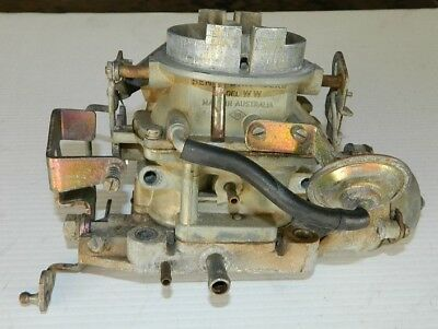 Holden 253 2 Barrel Stromberg  Carburettor Model WW