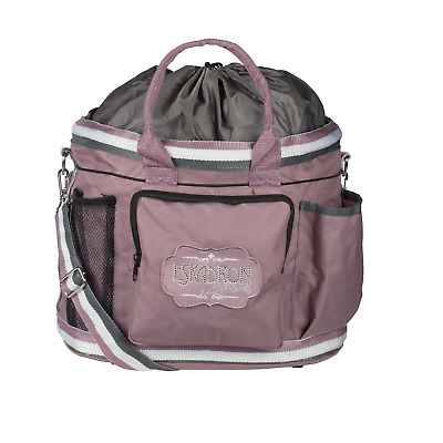 Eskadron Classic Sports Accessorie/Grooming Bag - Orchid Mauve