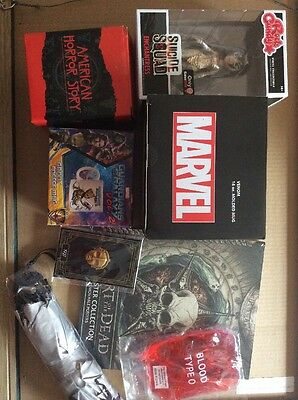 Mug Marvel American Horror Story Collectibles Loot Crate Block Carrie Lot Venom