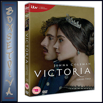 Victoria  - Complete Series 2 - Second Series *brand New Dvd***