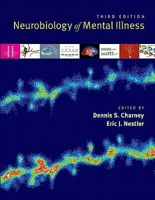 Neurobiology of Mental Illness by Dennis Charney.