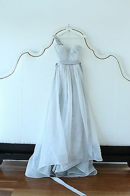 White By Vera Wang Wedding Dress (Us Size 4/aus 8)