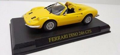"Modellino - Ferrari Dino 246 Gts "" Il Mito Ferrari "" Scala 1 : 43 Collection"