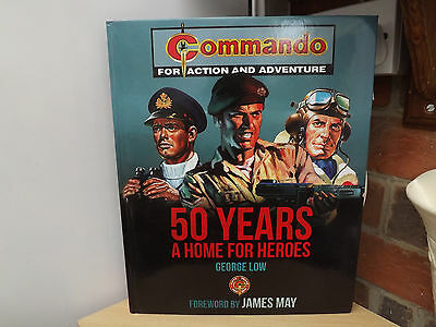 Commando-50Yrs-A Home For Heroes