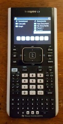 Texas Instruments TI-Nspire CX Graphing Calculator, NR!