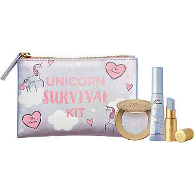 TOO FACED / Unicorn Tears Survival Kit / NEW EXCLUSIVE CHRISTMAS 2017