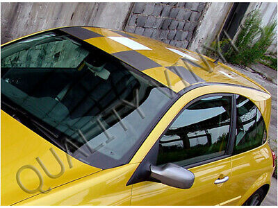 R26 Renault Megane Sport F1 Team Roof Chequered Graphics Decal Stickers P78