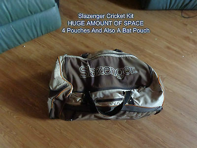 Mens Size Cricket Kit And Cricket Gear  USED 3 TIMES