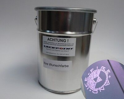 1 LITRE WATER BASED spray-ready VW Audi LC4V Violet Metallic Car Paint TREND