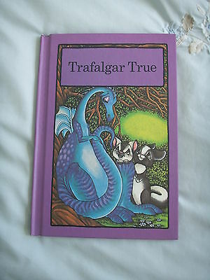 PRELOVED Serendipity Read Aloud Book 1980 Trafalgar True Kith & Kin make peace
