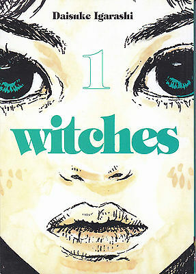 WITCHES n°  1 (sconto 50% ) ed. Manga San