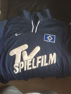 Hamburger/ Hamburg SV shirt in size large