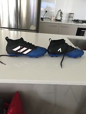 Adidas Ace 17.3 Football Boots - sz 8, excellent condition!