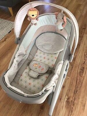 Baby Rocker Ingenuity Rock And Sleep 2 In 1
