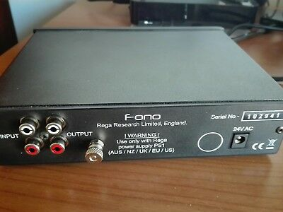 Rega MM Stadio Phono fono Stage