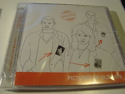 Rar Cd. Scotch. Pictures Of Old Days. Deluxe Edition. Sealed. Italo Disco