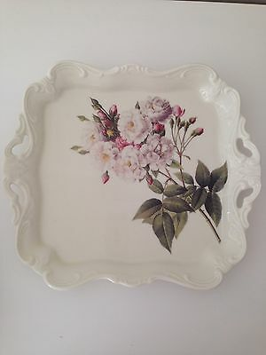 Shabby Chic Serving Plate