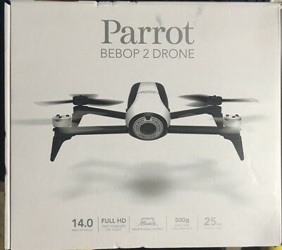 PARROT BEBOP 2 DRONE **BRAND NEW IN SEALED BOX**white